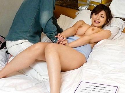 〔素人ナンパ×モニタリング〕爆乳おっぱいの淫乱JD娘が男友達と濃厚セックス!友達とエッチする清楚な美人お姉さんを隠し撮り!