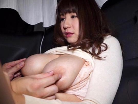 【人妻ナンパ】爆乳おっぱいの人妻を口説いてエッチw犯され感じる姿を撮影!Gカップの神乳を激写!