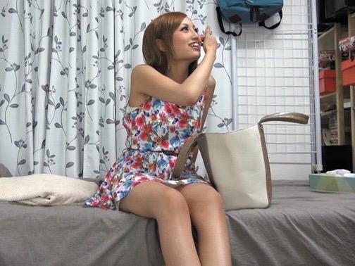 〔素人ナンパ×盗撮〕ギャルのエッチな姿をハメ撮りw自宅で寝取られる爆乳おっぱいのお姉さんをハメ撮りエッチ!