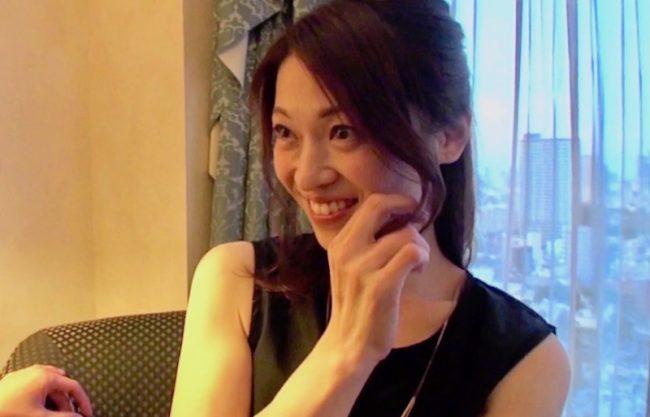 〔久保今日子〕熟女人妻のデビュー作♡淫乱痴女のおばさんをハメ撮りしたエロ動画