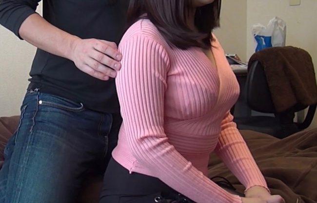 〔ナンパ企画×中出し〕巨乳おデブのお姉さんと濃厚エッチ!パイズリご奉仕する姿を撮影したエロ動画