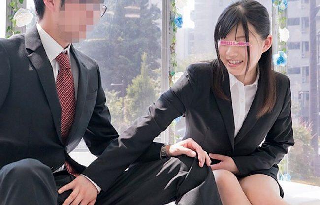 【MM号×OL】同僚と禁断のエッチ♡男女の関係に発展する上司と部下をハメ撮りしたエロ動画